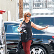 Mary Wilson Mary Wilson Seen In Los Angeles
