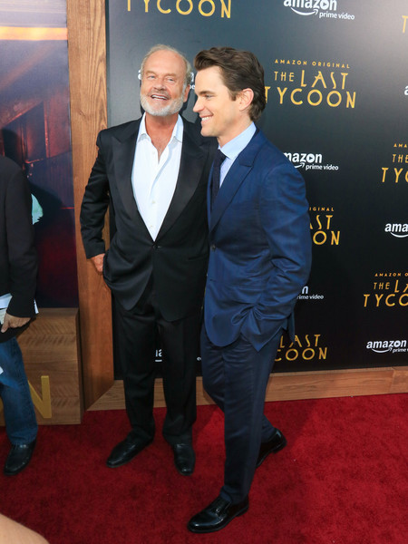 Premiere Of Amazon Studios' 'The Last Tycoon'