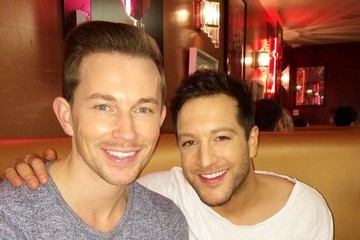 Matt Cardle Celebrity Social Media Pics