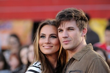 Matt Lanter 'Divergent' Premieres in LA