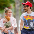 Matthew Koma Hilary Duff And Matthew Koma Spend Time Together In L.A.