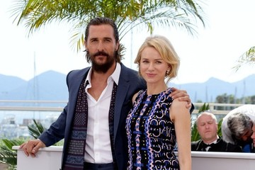 Matthew McConaughey 'The Sea of Trees' Photocall - 68th Annual Cannes Film Festival