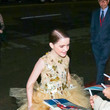 McKenna Grace Mckenna Grace Is Seen Outside The 'Captain Marvel' Premiere At Dolby Theatre
