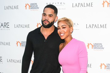 Meagan Good LaPalme Magazine Spring Issue Release Party