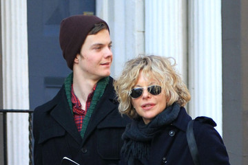 Jack Henry Meg Ryan and Jack Henry Quaid in SoHo