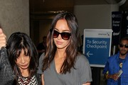 Megan Fox at LAX