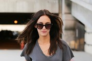 Megan Fox Seen at LAX