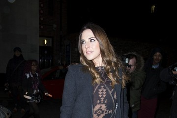Mel C Celebs at the James' Jog-On To Cancer Event 2