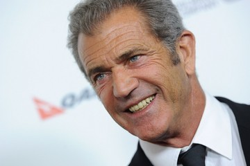 Mel Gibson 2014 G'Day USA Los Angeles Black Tie Gala