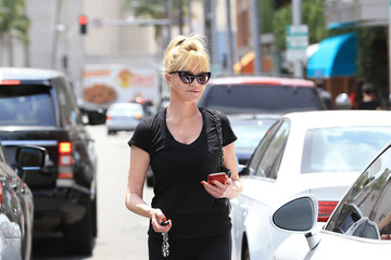 Melanie Griffith Melanie Griffith Out and About