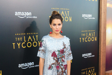 Melia Kreiling Premiere Of Amazon Studios' 'The Last Tycoon'