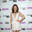 Melissa Mars Celebrities Attend the Premiere of 'American Violence'