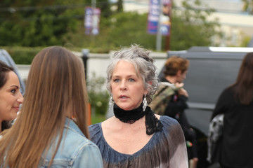 Melissa McBride 'Talking Dead Live' For the Premiere of 'The Walking Dead'