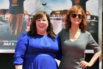 Melissa McCarthy Melissa McCarthy's Hand and Footprint Ceremony