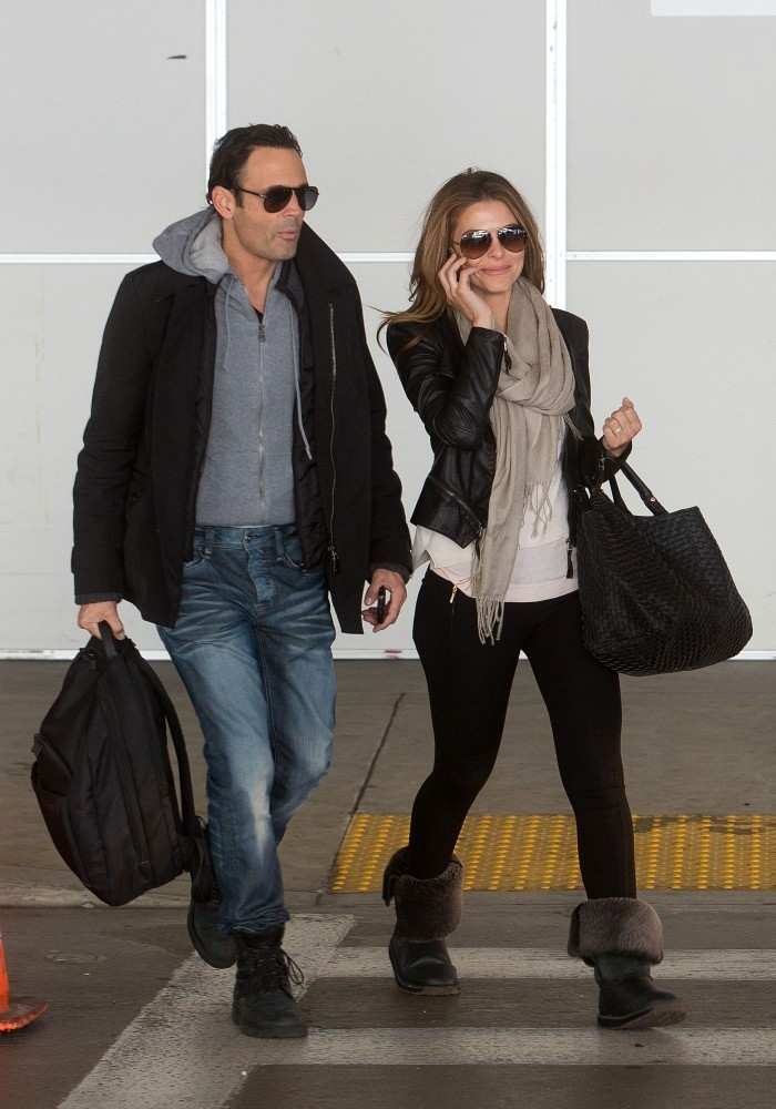 Maria Menounos and Kevin Undergaro Photos Photos - Maria ...
