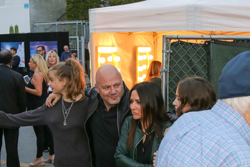 Michael Chiklis 'Jane' Premiere of National Geographic Documentary Films