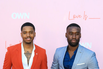 Michael King Premiere Of OWN's 'Love Is'