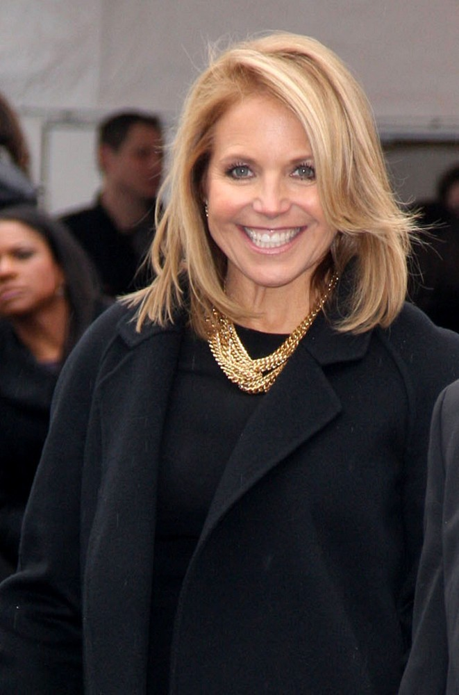 Good Morning America Guest Host Today : Katie couric as good morning america host reviewed