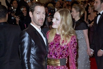 Michael Polish Arrivals at the Met Gala in NYC