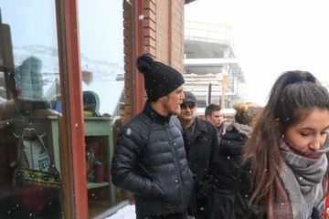 Michael Shannon Michael Shannon Is Seen in Park City During Sundance Film Festival