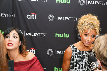Michelle Hurd 'Ash vs Evil Dead' Paley Fest 2016 Fall TV Preview at Paley Center