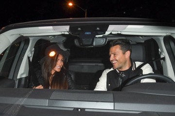Michelle Keegan Mark Wright Mark Wright and Michelle Keegan at Craig's Restaurant