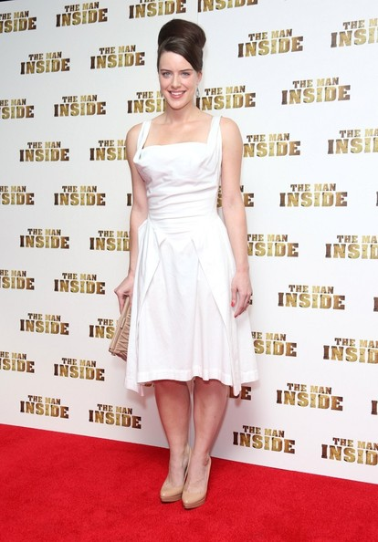 Celebs at 'The Man Inside' Premiere