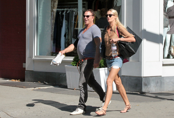 Mickey Rourke in Micke...