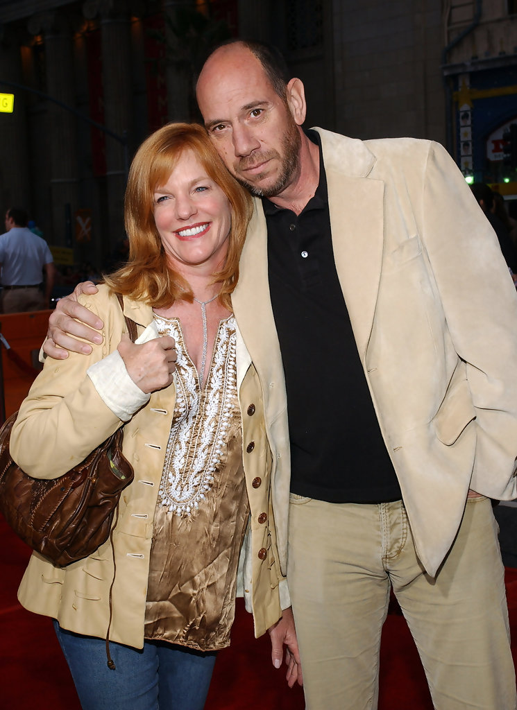 "Lori Weintraub and Miguel Ferrer - LA Premiere of ""Mission: Impossible III"""