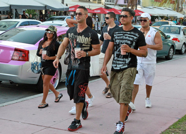 ronnie magro steroids. ronnie of jersey shore tattoo