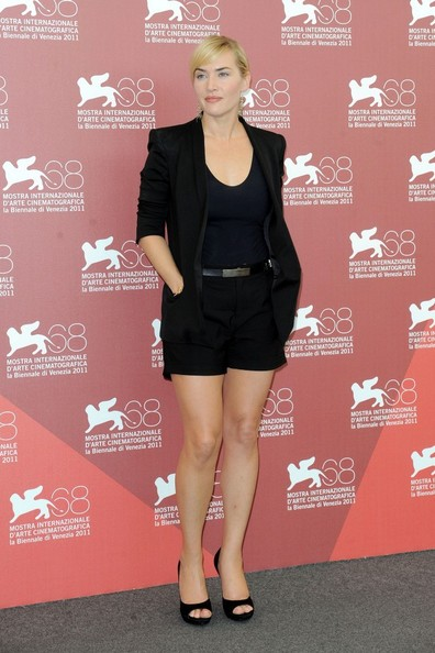 """Mildred Pierce"" photocall at the Palazzo del Cinema during the 68th Venice International Film Festival."