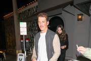 Miles Teller and Keleigh Sperry Photos Photo