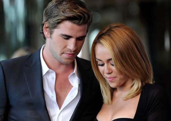Rumor: Miley Cyrus is Helping Liam Hemsworth Launch a Clothing Line