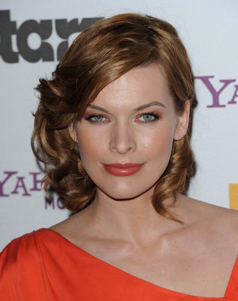 14th Annual Hollywood Awards Milla Jovovich
