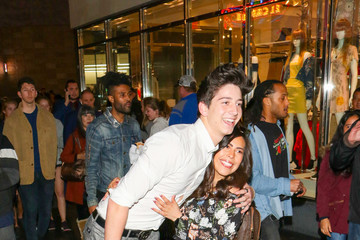 Milo Manheim Milo Manheim Is Seen Outside The 'Captain Marvel' Premiere At Dolby Theatre