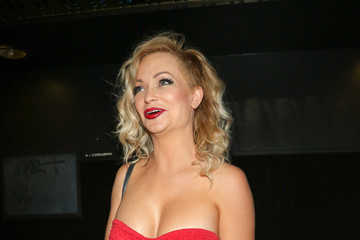 Mindy Robinson Mindy Robinson Is Seen Outside the TCL Chinese Theatre