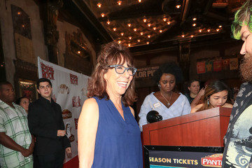 Mindy Sterling Mindy Sterling Attends Premiere Of 'School Of Rock' The Musical At The Pantages Theatre
