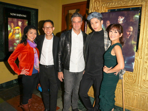 Miyavi And Joe Sill Photos Photos Stray Premiere At Vista