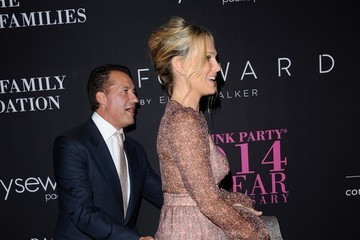 Molly Sims The Pink Party 2014