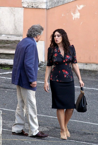 Monica Bellucci Photos Photos Robert De Niro And Monica