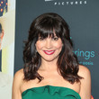 Moniqua Plante Premiere of Broad Green Pictures' 'Just Getting Started'