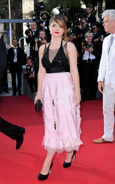 """This Must Be the Place"" premiere during the 64th Cannes Film Festival."