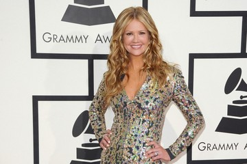 Nancy O'Dell Arrivals at the Grammy Awards