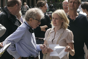 Woody Allen Naomi Watts Naomi Watts and Anthony Hopkins Work with Woody Allen