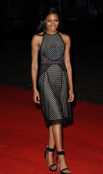 Naomie Harris - Celebs at the 'Skyfall' Afterparty 5