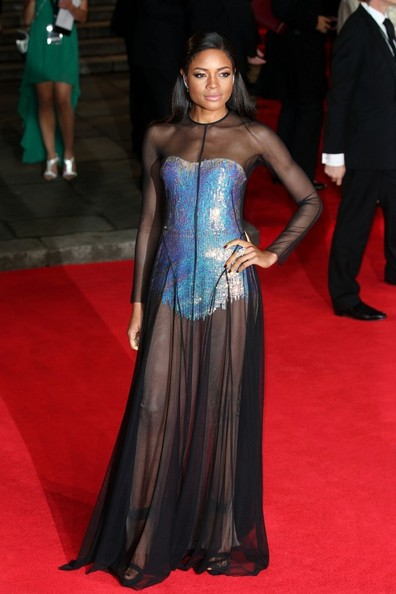 Naomie Harris - World Royal Premiere of Skyfall