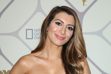 Nasim Pedrad  Celebrities Attend the 67th Primetime Emmy Awards Fox After Party