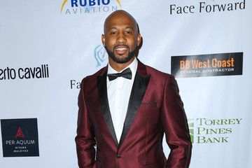 Nathan Palmer Celebrities Attend the 7th Annual Face Forward Gala