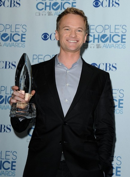 Neil Patrick Harris 2011 People's Choice Awards - Press Room.