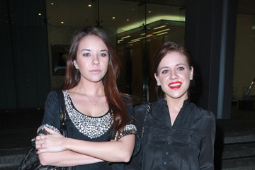 Tess taylor and alexis neiers lingerie